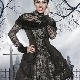 Premium Vampir-Kostüm  12629