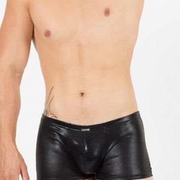 schwarzer Herren-Short Attract 62-67 XL von Look Me